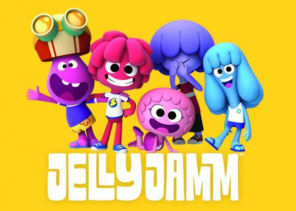 JELLY JAMM/ ジェリージャム シーズン2(2017.4~)